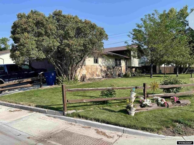 847 N Forest Drive, Riverton, WY 82501 (MLS #20214206) :: Lisa Burridge & Associates Real Estate