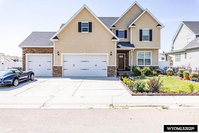 3400 Via Fabriano Drive, Rock Springs, WY 82901 (MLS #20214217) :: Lisa Burridge & Associates Real Estate