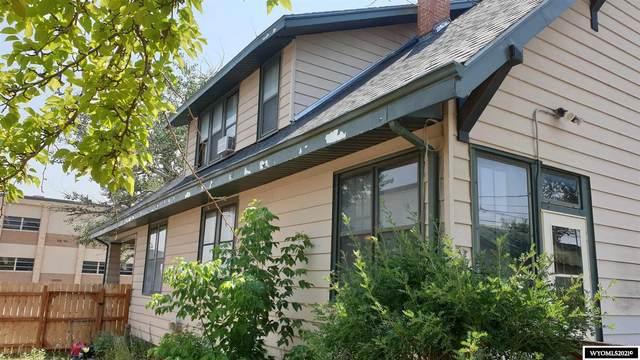 215 W Spruce Street, Rawlins, WY 82301 (MLS #20214222) :: Lisa Burridge & Associates Real Estate