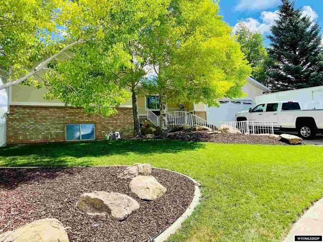 444 Billies Circle, Evanston, WY 82930 (MLS #20214225) :: Lisa Burridge & Associates Real Estate