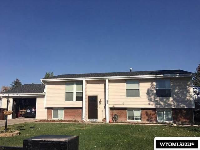 110 N Wall Ct, Lyman, WY 82937 (MLS #20214226) :: Lisa Burridge & Associates Real Estate