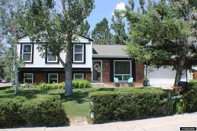 4002 Madison Drive, Rock Springs, WY 82901 (MLS #20214230) :: Lisa Burridge & Associates Real Estate