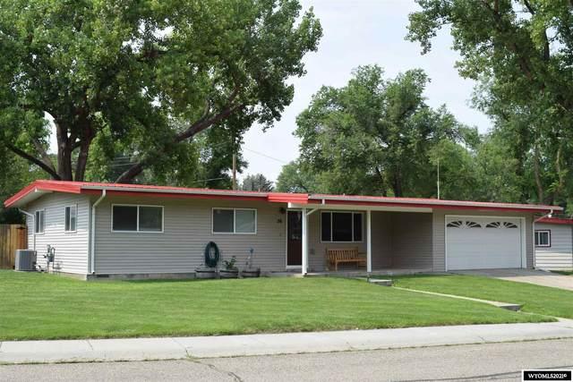 36 Mesa Verde Drive, Glenrock, WY 82637 (MLS #20214234) :: RE/MAX Horizon Realty