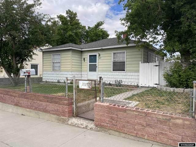 1015 Adams Avenue, Rock Springs, WY 82901 (MLS #20214238) :: Lisa Burridge & Associates Real Estate