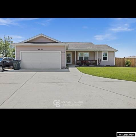 4830 Antelope, Casper, WY 82601 (MLS #20214242) :: RE/MAX The Group