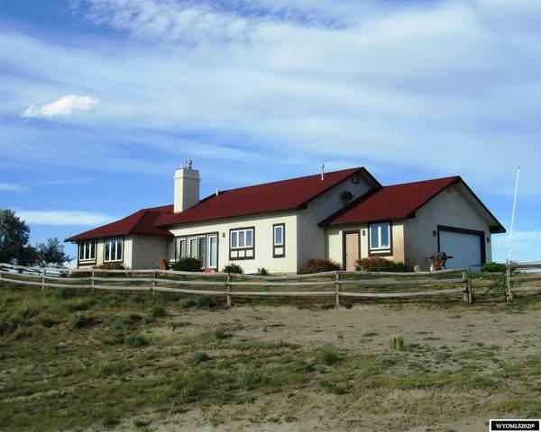 49 Wallows Creek Road, Buffalo, WY 82834 (MLS #20214244) :: Lisa Burridge & Associates Real Estate