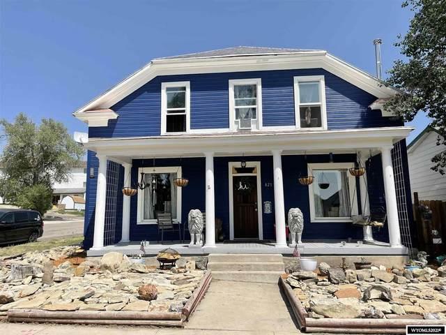 421 Sapphire, Kemmerer, WY 83101 (MLS #20214252) :: Lisa Burridge & Associates Real Estate