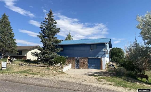 806 W Main, Saratoga, WY 82331 (MLS #20214253) :: Lisa Burridge & Associates Real Estate