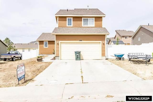 326 Via Rucce, Rock Springs, WY 82901 (MLS #20214262) :: Lisa Burridge & Associates Real Estate