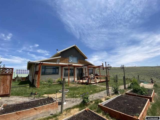 1617 V 1 Road, Lander, WY 82520 (MLS #20214263) :: Lisa Burridge & Associates Real Estate