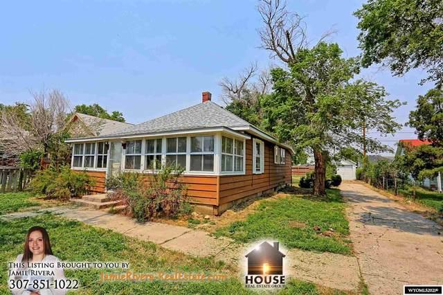 134 E H Street, Casper, WY 82601 (MLS #20214265) :: Lisa Burridge & Associates Real Estate