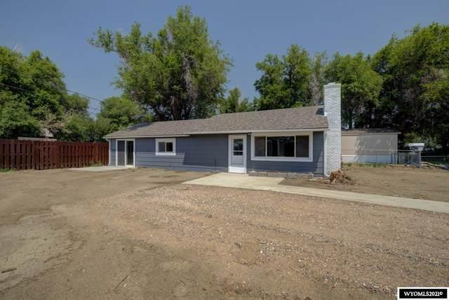 428 King Street, Evansville, WY 82636 (MLS #20214272) :: Broker One Real Estate