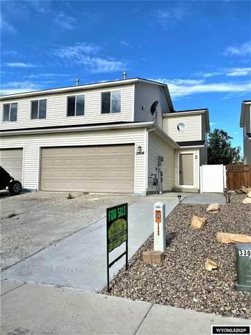 2404 Big Sky, Rock Springs, WY 82901 (MLS #20214273) :: Lisa Burridge & Associates Real Estate