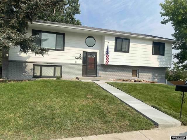 1400 Bretton Drive, Casper, WY 82609 (MLS #20214279) :: RE/MAX The Group