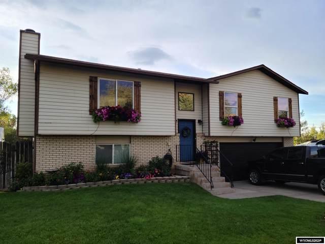 525 Hathaway Avenue, Evanston, WY 82930 (MLS #20214282) :: Lisa Burridge & Associates Real Estate