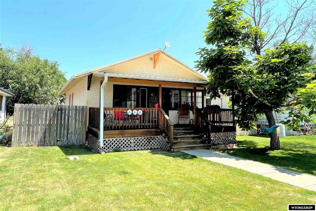 209 Leiter Avenue, Lingle, WY 82223 (MLS #20214284) :: RE/MAX The Group