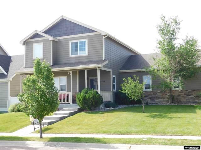 4445 E 18th Street, Casper, WY 82609 (MLS #20214289) :: RE/MAX Horizon Realty