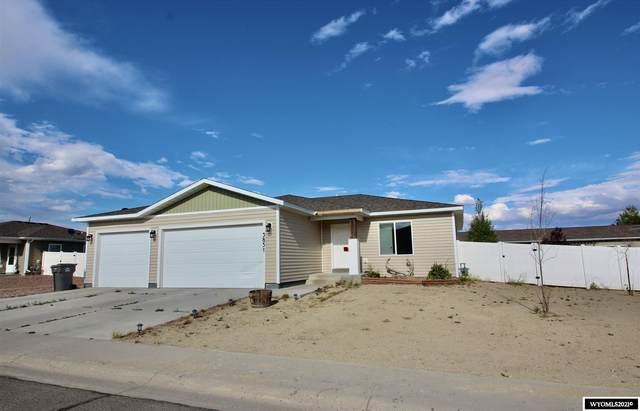 3851 Sandhill, Rock Springs, WY 82901 (MLS #20214293) :: Lisa Burridge & Associates Real Estate