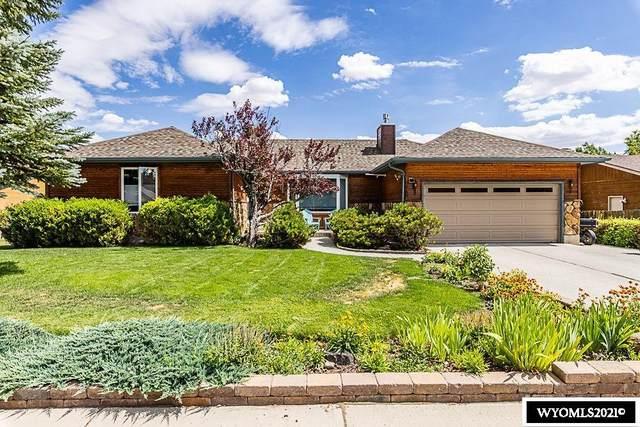 765 Stephens Street, Green River, WY 82935 (MLS #20214294) :: Lisa Burridge & Associates Real Estate