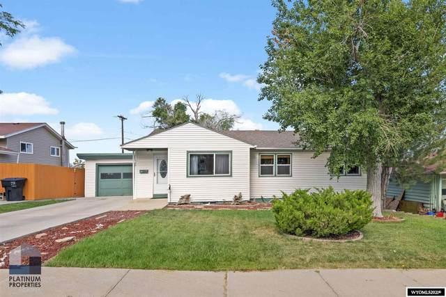 340 S Wisconsin Avenue, Casper, WY 82601 (MLS #20214295) :: RE/MAX Horizon Realty