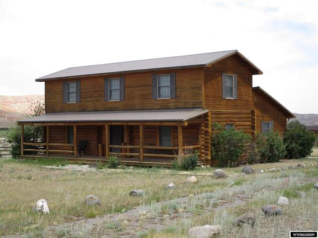 182 Stoney Point Road, Dubois, WY 82513 (MLS #20214296) :: Lisa Burridge & Associates Real Estate
