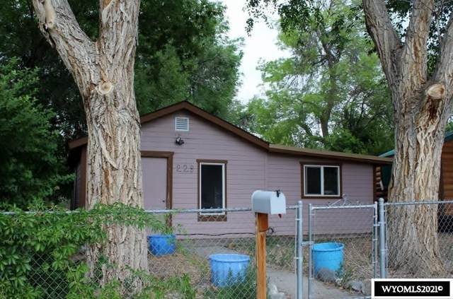 228 E Broadway Street, Thermopolis, WY 82443 (MLS #20214298) :: RE/MAX The Group