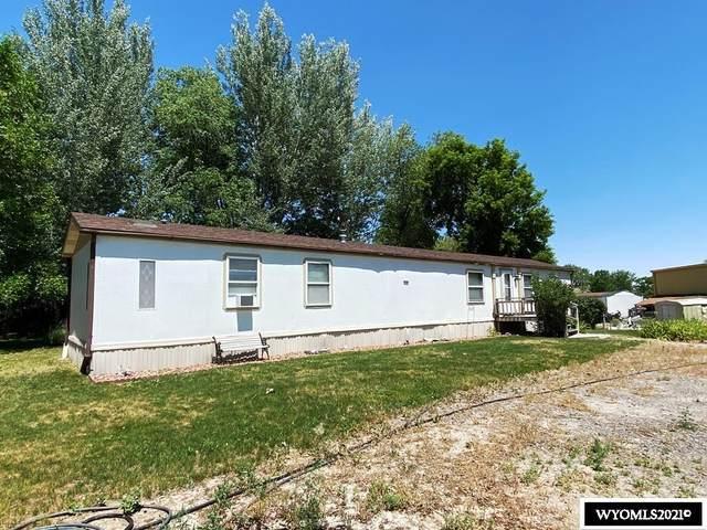 40 Webbwood Road, Riverton, WY 82501 (MLS #20214300) :: Lisa Burridge & Associates Real Estate