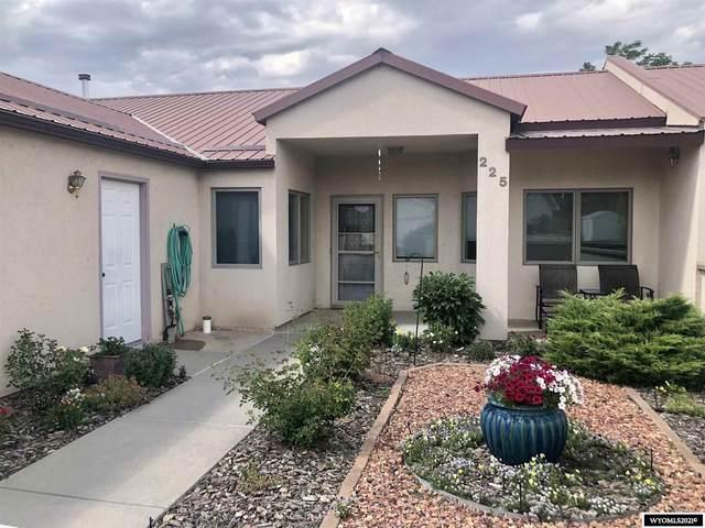 225 Christina Drive, Lander, WY 82520 (MLS #20214302) :: Lisa Burridge & Associates Real Estate