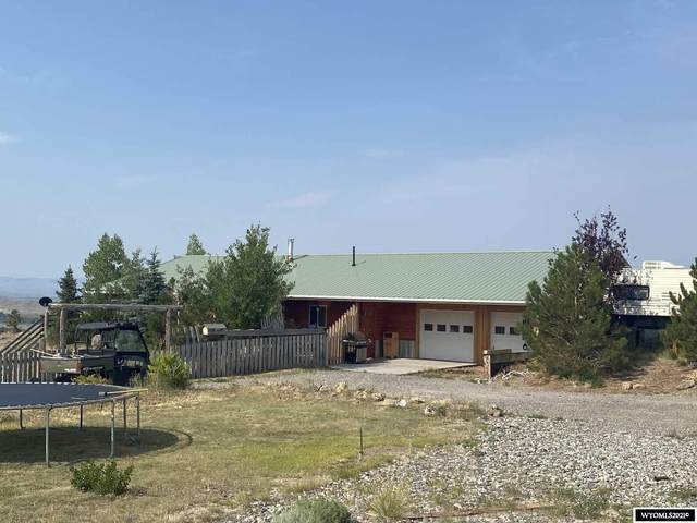 4711 Valley View Road, Riverton, WY 82501 (MLS #20214306) :: Lisa Burridge & Associates Real Estate