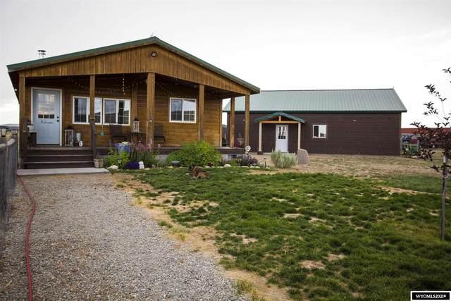 6 Vincent Road, Boulder, WY 82923 (MLS #20214307) :: Lisa Burridge & Associates Real Estate