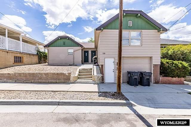 118 & 116 Pine, Rock Springs, WY 82901 (MLS #20214308) :: RE/MAX Horizon Realty