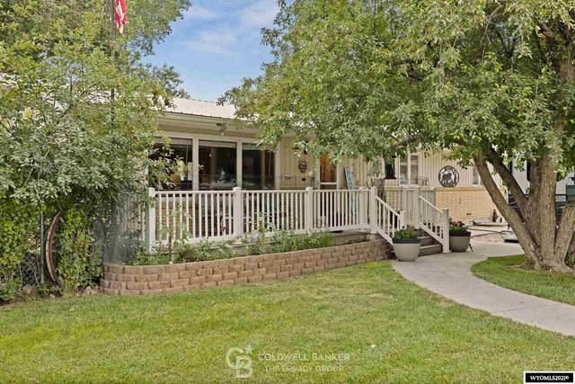 5040 Yesness Lane Lane, Casper, WY 82604 (MLS #20214312) :: Real Estate Leaders