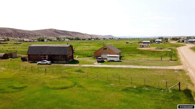 688 Mustang Drive, Evanston, WY 82930 (MLS #20214313) :: RE/MAX The Group