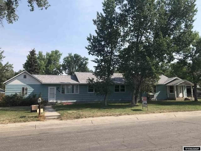 1020-1102 E Main, Riverton, WY 82501 (MLS #20214316) :: Lisa Burridge & Associates Real Estate