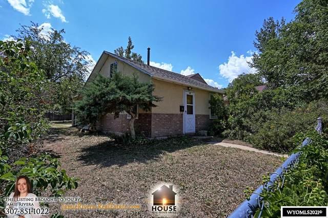 127 W J Street, Casper, WY 82601 (MLS #20214319) :: Real Estate Leaders