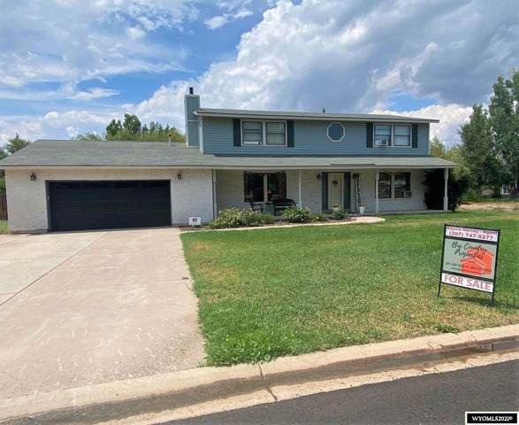 288 Cottonwood Place, Mountain View, WY 82393 (MLS #20214321) :: RE/MAX Horizon Realty
