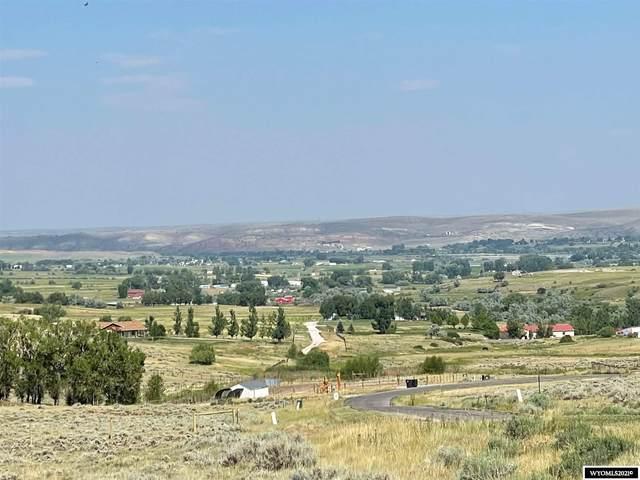 00 Heritage Road, Lander, WY 82520 (MLS #20214322) :: Lisa Burridge & Associates Real Estate