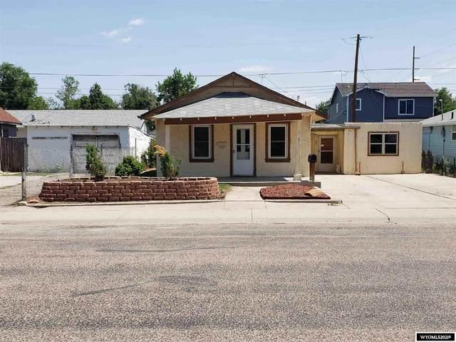 1121 Glenarm Street, Casper, WY 82601 (MLS #20214331) :: Real Estate Leaders