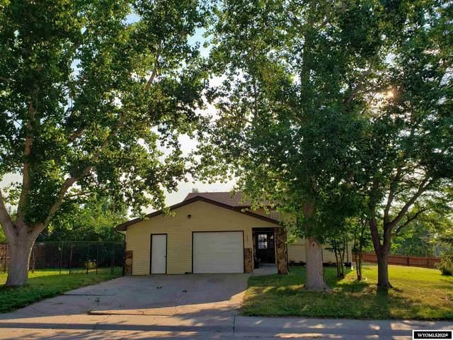 620 Absaroka Trail, Glenrock, WY 82637 (MLS #20214334) :: Lisa Burridge & Associates Real Estate