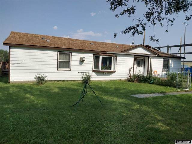 687 Sunny View Drive, Thermopolis, WY 82443 (MLS #20214336) :: RE/MAX The Group