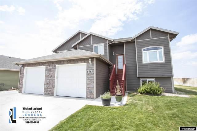 5742 Antelope Drive, Bar Nunn, WY 82601 (MLS #20214351) :: Real Estate Leaders