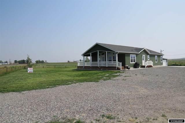 412 8 Mile Road, Riverton, WY 82501 (MLS #20214360) :: Lisa Burridge & Associates Real Estate