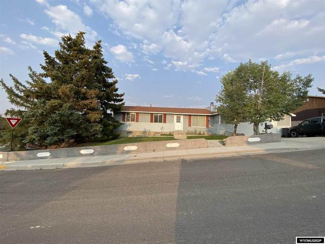 200 Spring View Drive, Green River, WY 82901 (MLS #20214371) :: RE/MAX Horizon Realty
