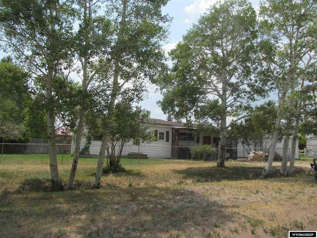 211 E 7th Street, Encampment, WY 82325 (MLS #20214379) :: RE/MAX The Group