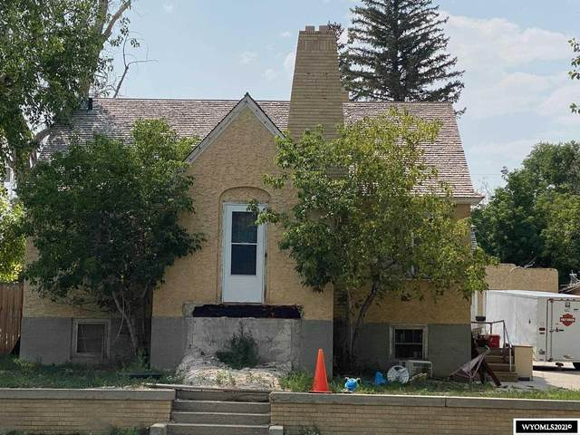 1018 7th Street, Rawlins, WY 82301 (MLS #20214382) :: RE/MAX The Group