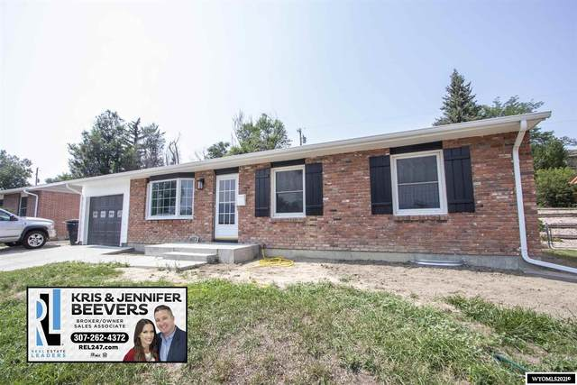 2700 Belmont Road, Casper, WY 82604 (MLS #20214387) :: Real Estate Leaders