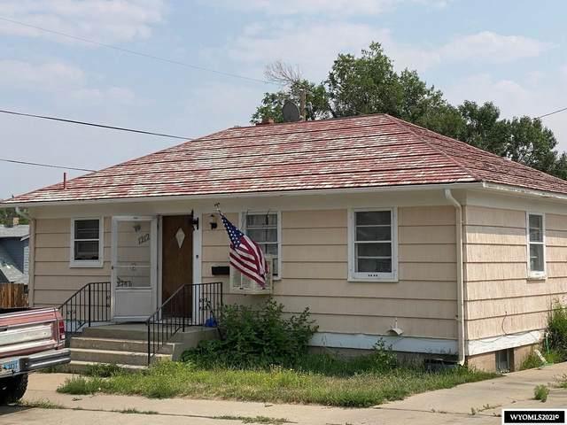 1212 Date Street, Rawlins, WY 82301 (MLS #20214389) :: Broker One Real Estate