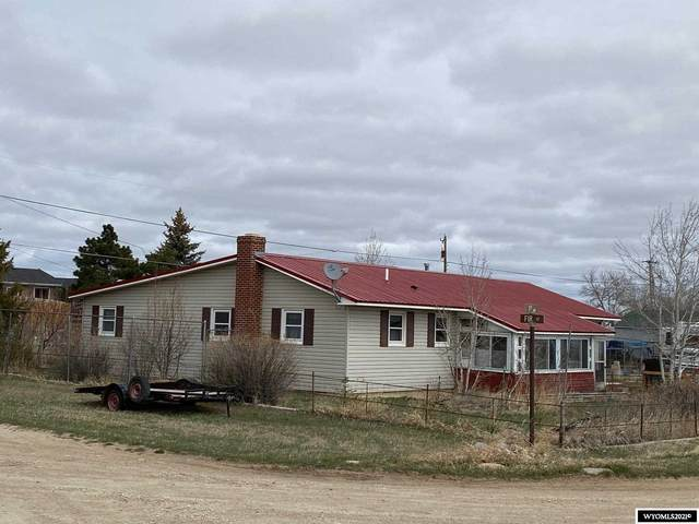 2860 First Ave West Avenue, Buffalo, WY 82834 (MLS #20214390) :: RE/MAX Horizon Realty