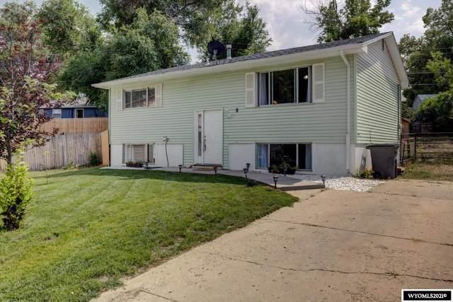 8 Embar Court, Glenrock, WY 82637 (MLS #20214392) :: Broker One Real Estate