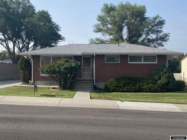 1328 Yalecrest Drive, Rock Springs, WY 82901 (MLS #20214398) :: RE/MAX Horizon Realty